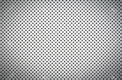 Silver Perforated Sheet