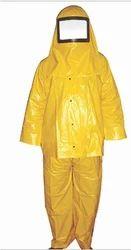 Unisex PVC Chemical Suits