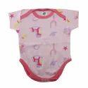 Fancy Baby Printed Vest Bodysuit