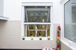 Mosquito Rolling Shutter Window