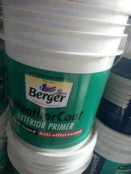 Berger Weather Coat Exterior Primer At Rs 85 Litre Berger Primer Id 19270292688