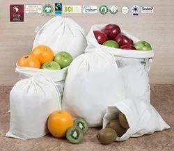 Bio Cotton Produce Bag