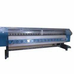 Automatic Allwin Solvent Printer