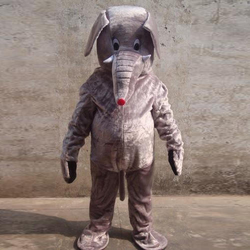 0a5810990 Medium And Elephant Adult Mascot Costume, Rs 3500 /piece, P. G. ...