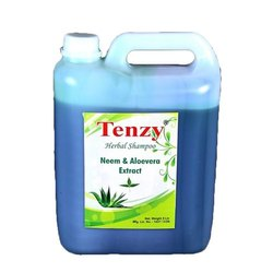 Tenzy Neem And Aloevera Shampoo, Packaging Size: 5 Liter