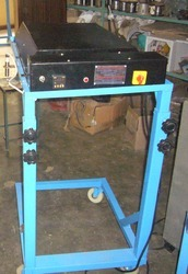 Screen Printing Flash Dryer Curing Unit Machine