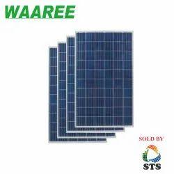 330W Waaree Solar Panel
