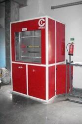 Small Paint Booth