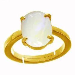 Opal Ring Asthdhatu Gemstone