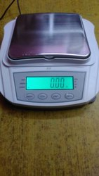 ABS Jet Jewellery Weighing Scale 2kg 10 Mg, Model Name/Number: JET2K10MG01