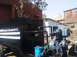Compressor Bitumen Sprayer