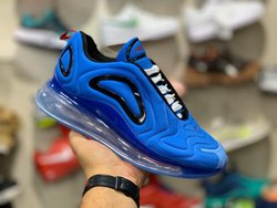 Men Blue Shoes