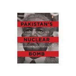 Hindi, English Self Help Pakistan's Nuclear Bomb, Hassan Abbas