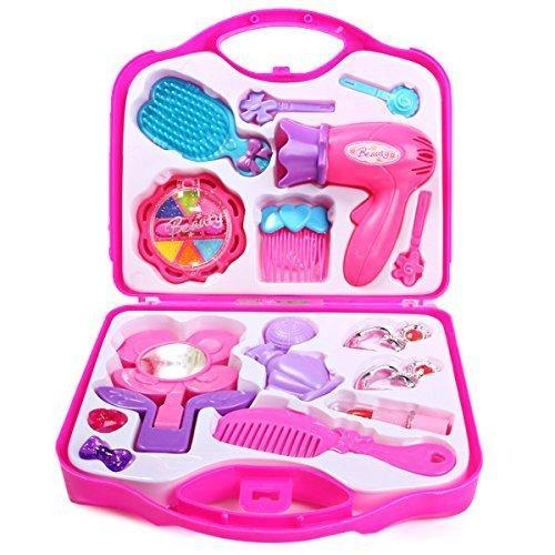 Mymart Beauty Set For Baby Girl Make Up Kit For Kids Pink