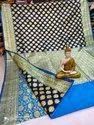 Banarasi Katan Saree