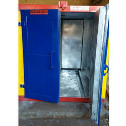 Powder Coating Ovens in Faridabad, पाउडर कोटिंग on