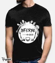 Unisex Cotton Customiseed T-Shirt