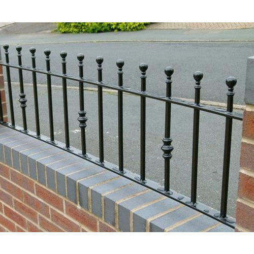 Gate Grill Iron Grill: Wrought Iron Fence Grill, रौट आयरन ग्रिल