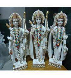 Marble Ramchandra Ji Statues