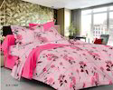 DN12069 Cotton Printed Double Bedsheet