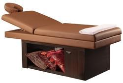 Spa Wooden Bed