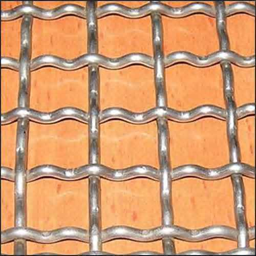 MS Crimped Wire Mesh for Agricultural