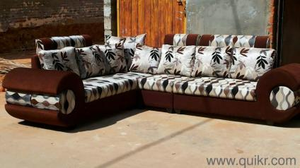 Cloth New Sofa Corner Rs 16000 Piece Rajmata Traders Id