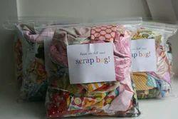 Transparent Scrap Bag
