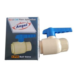 Angle CPVC Ball Valve