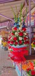 Orignal Bouquet Packing Mix Flower Bunch, 50+, Packaging Size: Big