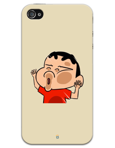 Iphone Mobile Cover Shinchan Kissing Iphone Mobile Cover Wholesale Trader From Ahmedabad