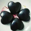Piece Heart Shaped Dark Chocolate
