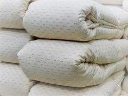 Cotton Grey Lurex/ Shimmer, GSM: 100-150