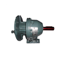 0.12 Kw-22 Kw Cast Iron Helical Foot Mounted Gearbox