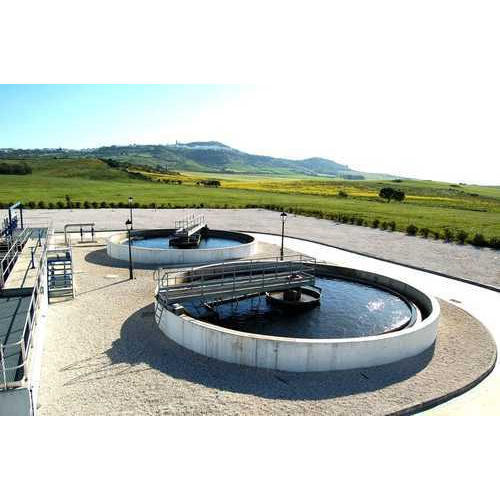 Industrial Water Treatment Plant