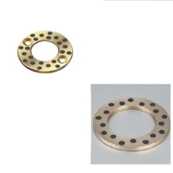 Graphite Impregnated Bronze Washers