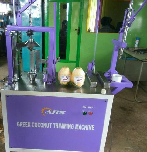 Manufacturer of Coconut Machine & Green Coconut Trimming