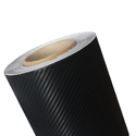 Car Wrap Carbon Black Vinyl