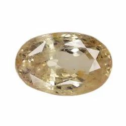 Eye Clean Natural Ceylon Yellow Sapphire