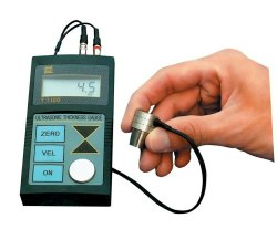 Tt100 Ultrasonic Thickness Gauge