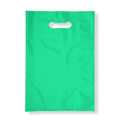 Plastic Shopping Bag, Thickness : 200 & 250 Gauge