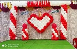 Balloon decoration for wedding ceremony, in Pan India