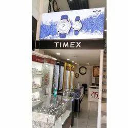 Shop Advertising Fabric Signage