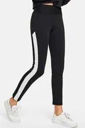 D.S. Fashion Plain Churidar Legging, GSM: 100 - 150