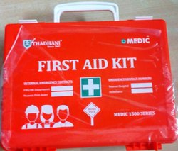 Medic 1500 First Aid Kit, Packaging Type: Box, Model Number: Fff
