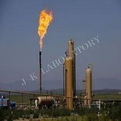 Natural Gas Testing Service