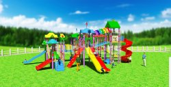 Playground Multi Fun System KAPS 2001
