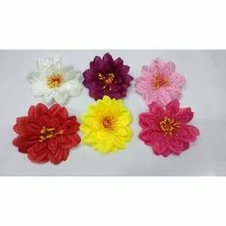 Plastic Artificial Colored Flower for Wedding, Packaging Type: Packet