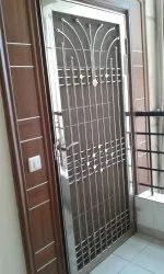 304grade Stainless Steel Safety Doors