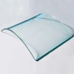 Rectangle Bent Glass